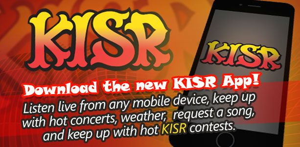 Get the KISR iPhone app!